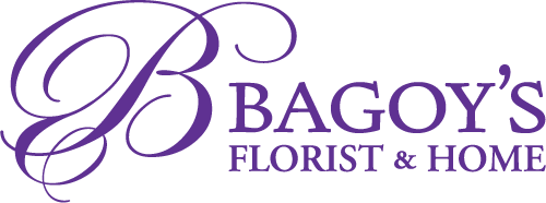 Logo for Bagoy's Florist Anchorage
